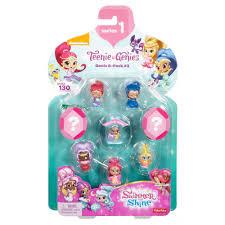 shimmer and shine teenie genies series 1 genie 8 pack 3 walmart com