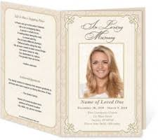 printable funeral program templates butterfly printable funeral program template wisteria press