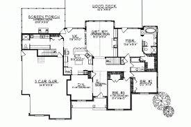 House Plans Open Concept 21 Simple Ranch Floor Plans Open Concept Ideas Photo Craftsman