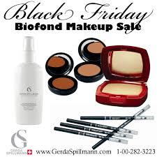 makeup black friday bio fond black friday sale biofond blackfriday makeup bio