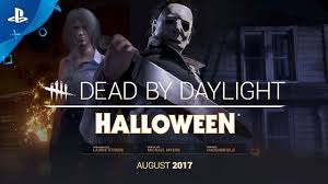 dead by daylight the halloween chapter trailer ps4 youtube