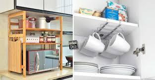 cuisine accessoires accessoires gain de place pour une cuisine 20 idées
