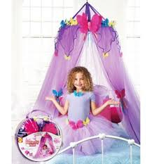 Purple Bed Canopy Purple Butterfly Canopy Bed Tent