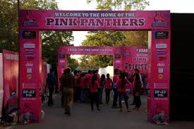 gs sports manages home matches for jaipur pink panthers india