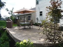 Paver Stones For Patios by Patio Stones And Pavers Stone Patio Designs For The Backyard