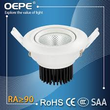 Ceiling Spot Light Fittings Recessed Led Cob Ceiling Spotlight Light Fittings 3w 5w 7w Buy
