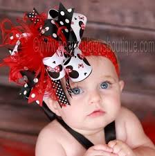 beautiful bows boutique buy black minnie mouse hair bow headband online at