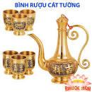 HCM - PHƯỚC HOA - Trang <b>Tủ Thờ</b> Thần Tài-Phật-Tượng Gốm Sứ-Đồ Đồng <b>...</b>