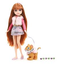 amazon com moxie girlz poopsy pets doll kellan toys u0026 games