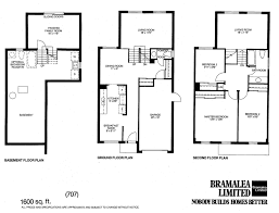 basement floor plans 2000 sq ft anatomy of a plan a trendsetter before its time bramaleablog