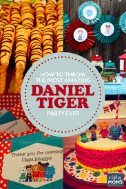 daniel tiger cake how to throw the most amazing daniel tiger party the mighty