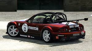 mazda roadster mazda eunos roadster touring car by strayshadows on deviantart