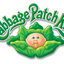 Cabbage Patch Halloween Costume Baby Image Result Cabbage Patch Logo Printable Large Halloween