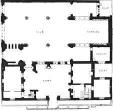 All Saints Church Floor Plans by The Interior Of All Saints Margaret By William