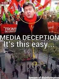 Meme Media - media deception it s this easy weknowmemes