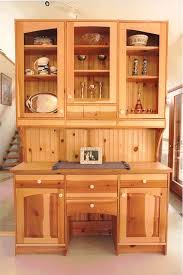 Kitchen Hutch With Desk Alan Alhades Furniture