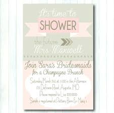 bridal luncheon wording bridal brunch invitations ryanbradley co