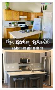 kitchen furniture ikea ikea kitchen remodel before after photos happy tales