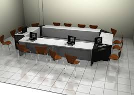 Modern Conference Table Design Conference Table O Shaped Capacity 16 Persons Finding Desk