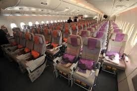 Emirates Airbus A380 Interior Business Class Dubai Air Show Day 3 Inside The Royal Brunei Boeing 787 And