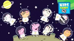 peppa pig adventures game episode kids peppa pig space