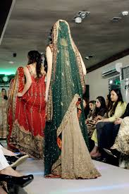 aisha s bridal aisha imran bridal wear collection in bridal fashion show
