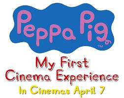 peppa pig cinema experience cinema screenings u0026 ticket