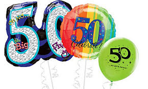 birthday balloons delivery 50th birthday balloon bouquet delivery in portland or 503 285 0000