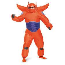 disney red baymax inflatable costume morph costumes us