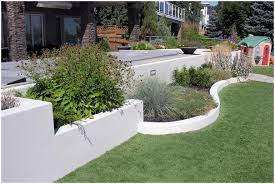 backyards gorgeous backyard retaining wall designs build