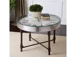 accent furniture cassem clock table ruby gordon furniture