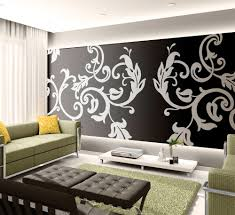 wall stencil ideas for living room dorancoins com unique wall stencil ideas for living room 38 for your wall mural ideas for living room