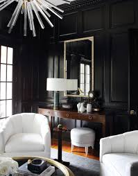 how to design a home with black and white atlanta magazine