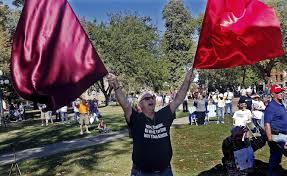 hundreds join return of march for jesus herald whig hundreds join return of march for jesus