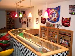 nascar bar top was not an easy piece to cut the workplace basement bar designs