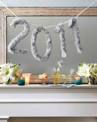 New Year S Eve Church Decorations by Decorations For New Year U0027s Eve Martha Stewart