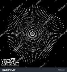 abstract vector mesh background point array stock vector 227920888