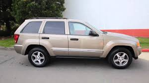 2005 jeep grand cherokee laredo 4 7l v8 light khaki 5c687061