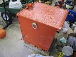 kubota ballast box