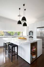Pendant Lights For Kitchen by Adorable Pendant Lights Kitchen Bench Pretty Kitchen Design