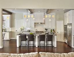 awesome white 60 inch island with black granite countertops and