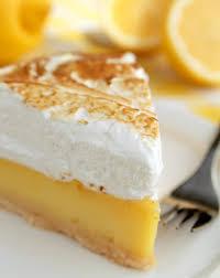 cuisine tarte au citron tarte au citron et citron meringuée