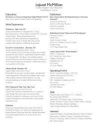 Resume Sample Nyu by Film Production Designer Resume Virtren Com
