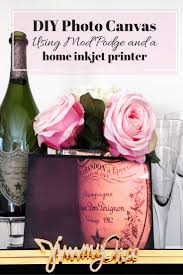 How To Make Carbon Paper At Home - how to make a photo canvas using a home inkjet printer suzy h at