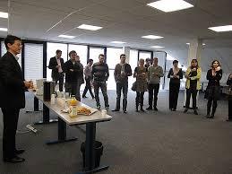 petit d駛euner au bureau dejeuner au bureau luxury petit déjeuner au centre d innovation