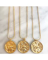 coin jewelry necklace images Get the deal good luck gold coin necklace gold medallion