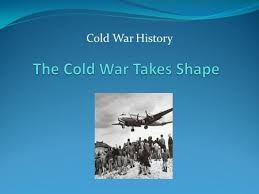 Significance Of Iron Curtain Speech The Development Of The Cold War In Europe Ppt Video Online Download