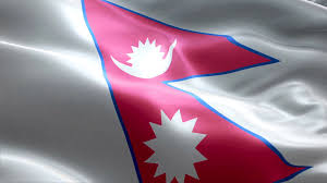 Pics Of Nepal Flag Country Flag Nepal Motion Background Videoblocks