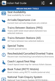 indian railway apk indian rail guide android apps on play