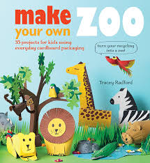 jumble tree make your own zoo my book